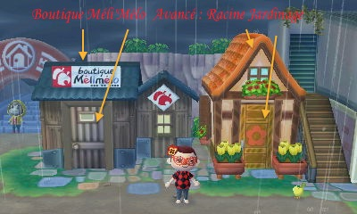 comment avoir les galeries meli melo animal crossing new leaf