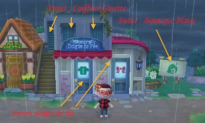 Comment avoir le magasin de chaussure dans animal crossing - Animal crossing new leaf salon de detente ...