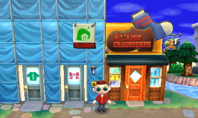 comment avoir le coiffeur animal crossing new leaf