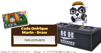 Marin Code Onirique Animal Crossing - New Leaf v2 - 8 - AC3DSNewLeaf.wordpress.com